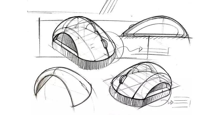 工业设计手绘,如何更好地去表达产品?