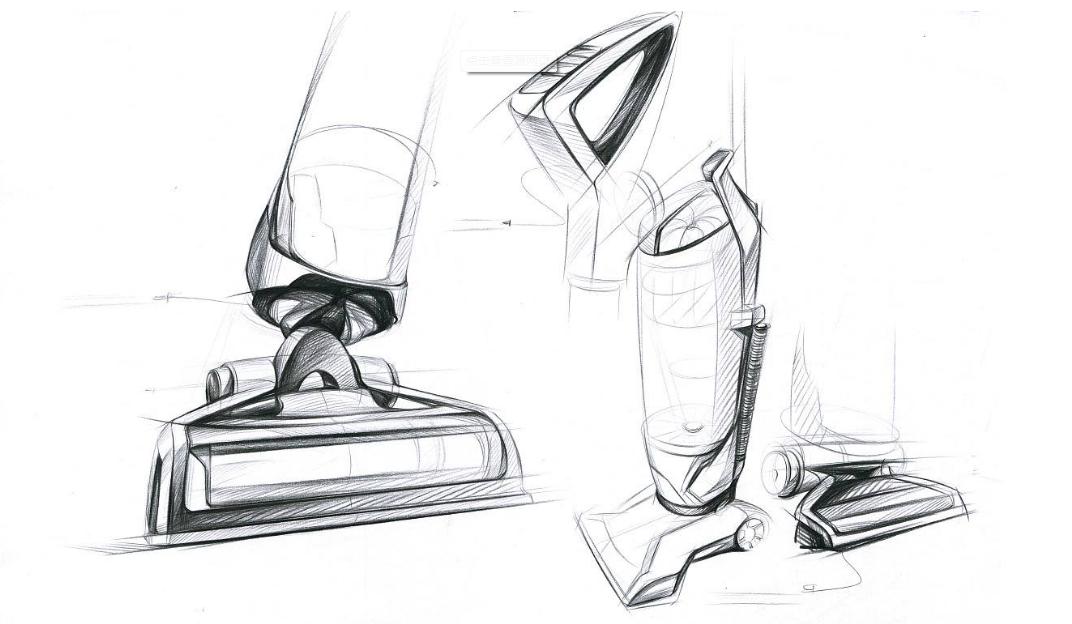 工业产品设计手绘五大技巧,迅速提高你的设计效率