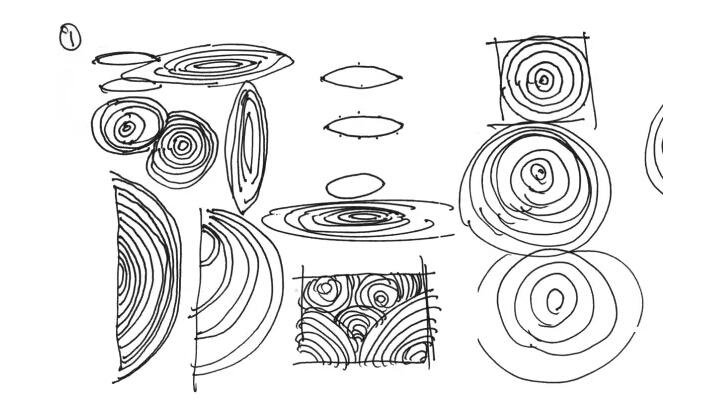 曲线是学习手绘表现过程中重要的技术环节,曲线使用广泛,且运线难度